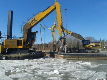 Photo 11 - Hakan Dredging Company AB