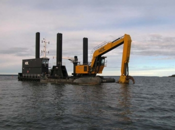 Photo 13 - Hakan Dredging Company AB