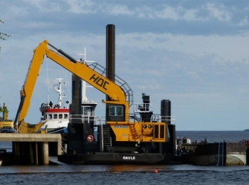 Photo 14 - Hakan Dredging Company AB