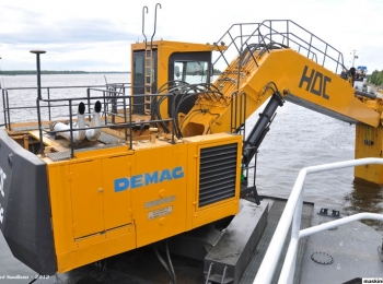 Photo 2 - Hakan Dredging Company AB