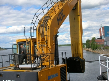 photo 1 - Hakan Dredging Company AB