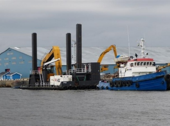 photo 3 - Hakan Dredging Company AB